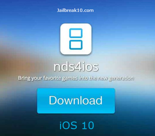 Downloading games for nds4ios