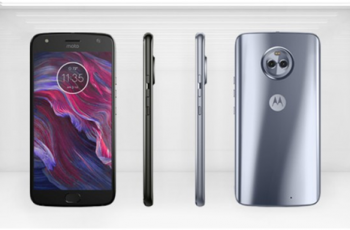 Motorola Moto X4 Mobile Review
